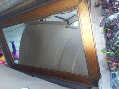 54 x 96 mirror from lacks for sale - $550 (mcallen tx)