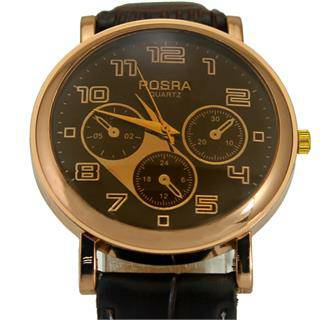brand new fashion brown quartz watch  -   x0024 15  mcallen