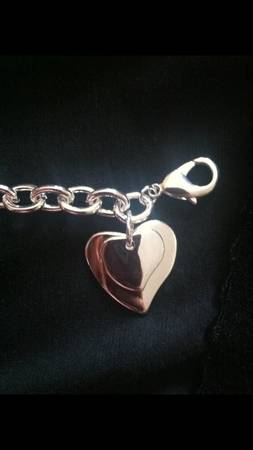New heart bracelet  -   x0024 25  harlingen