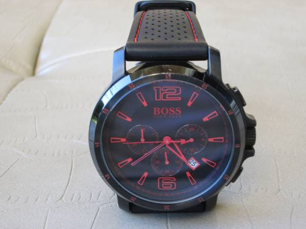 HUGO BOSS WATCH -   x0024 250  north mcallen