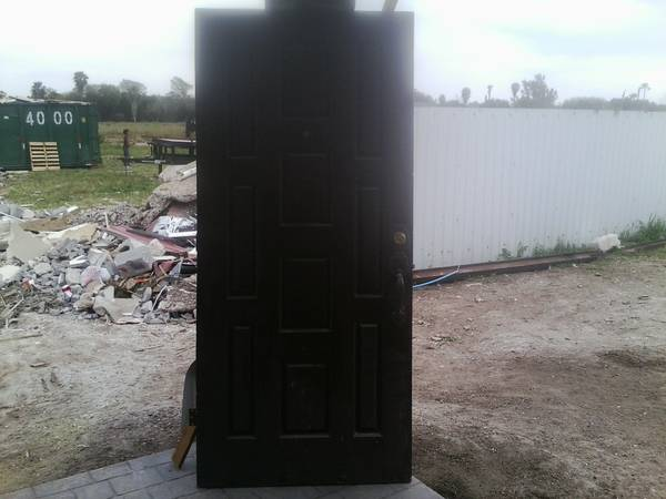 36  Front Door and 36  French Back Door -   x0024 125  McAllen