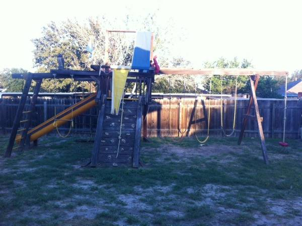 Rainbow mcallen tx for sale for T shaped swing set