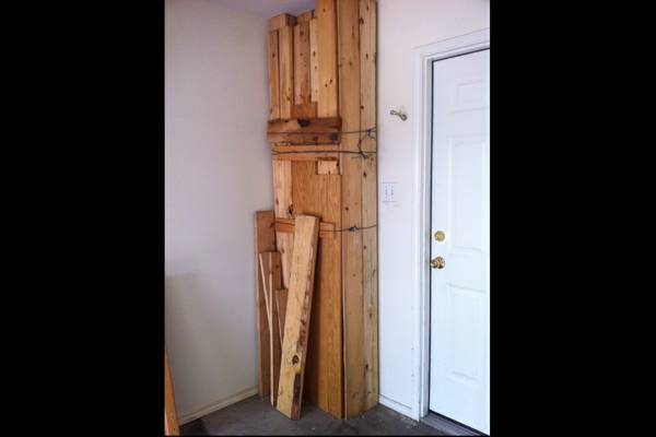Building material wood bundle  -   x0024 50  Mcallen
