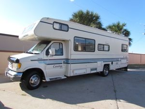 93 Coachmen Motorhome Ford450 PRICE REDUCED - $7250 (Port Isabel,TX)