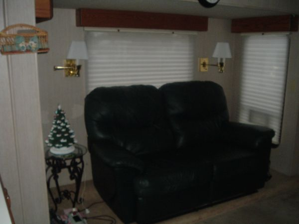 1995 Travel Supreme 5th Wheel Travel Trailer 40 ft - $13999 (Pharr)