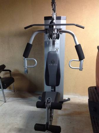 Gold Gym Xr45 Home Gym - $200 (Alamo Tx)