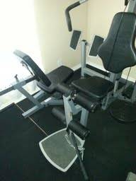 PRECOR ZUMA COMPLETE HOME GYM - $750 (McAllen)
