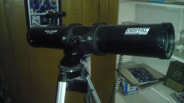 digital electronic series telescope - $1 (pharr)