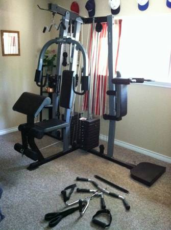 Weider Pro 4850 Home Gym - $350 (Mcallen Texas)