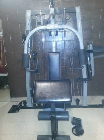 weider pro 4850 home gym - $300 (palmview)