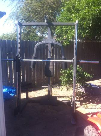 Pro form c840 smith machine - $190 (Mission)