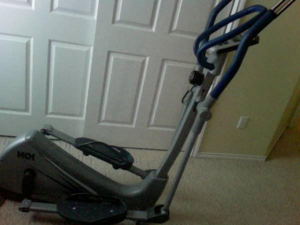 ION Fitness Elliptical  - $130 (Mission)