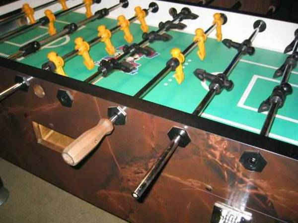 Tornado coin operated foosball - $500 (mcallen)