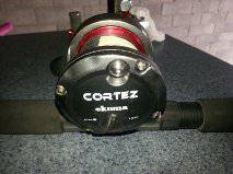 New Okuma Cortez 12 and X Factor Boat Combo - $180 (Brownsville)