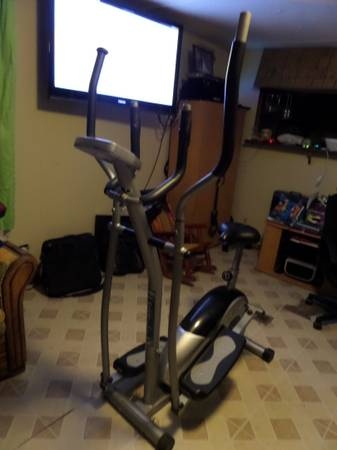 exercise machine stride cycle elliptical - $140 (north mcallen)