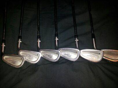 TITLEIST IRONS  OTHER CLUBS (WESLACO)