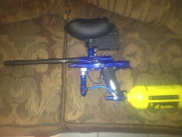 Etek 2 Paintball Gun Must Go - $200