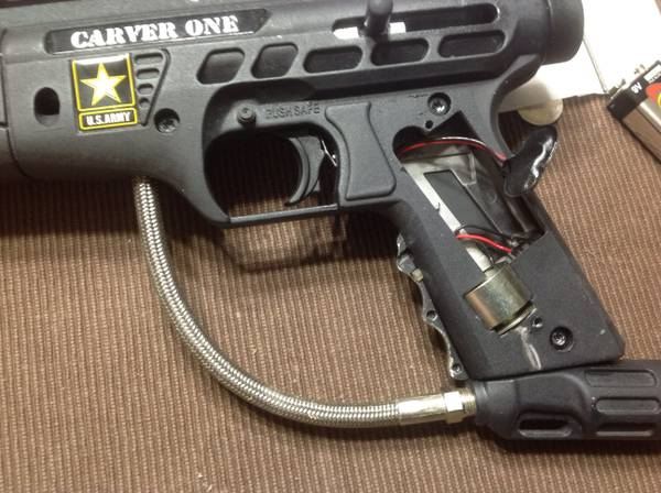Paintball (circuit board) - $60 (McAllen)
