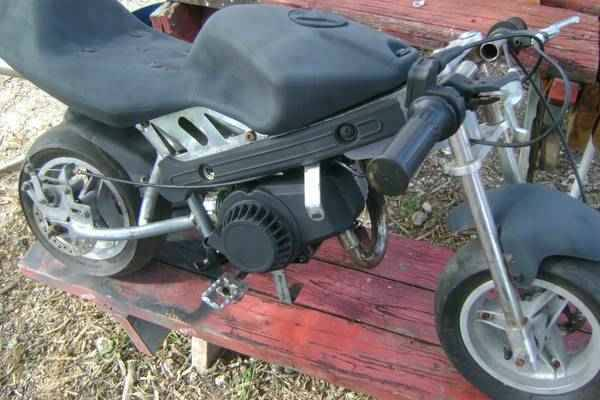 Mini Pocket Rocket Bike 2 Stroke.. - $80 (RGV O.B.O)