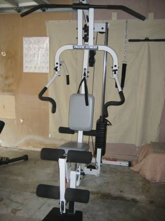 Home Gym Pacific Fitness (Zuma) - $275 (san juan)