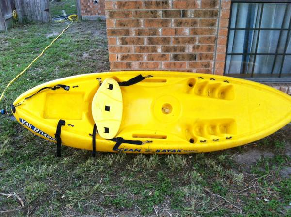 ocean kayak yak board for sale or trade - $200 (mcallen, tx)
