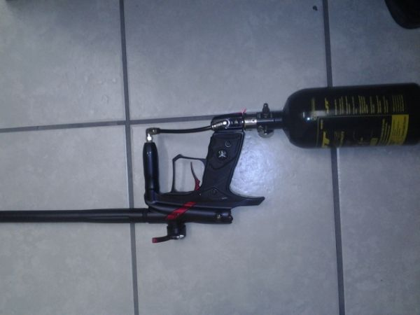 Dangerous Power G4 Paintball Gun - $320 (pharr)