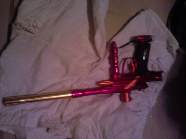 Paintball Gun and Gear for Sale