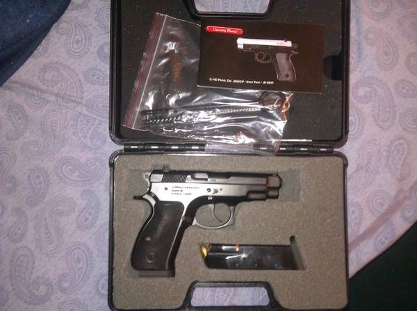 Wtt a brand ndw tristar 9mm for a nice revolver (Mid valley)