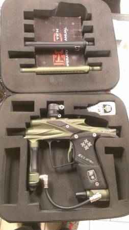 Planet Eclipse Ego X combat - $520 (Brownsville)