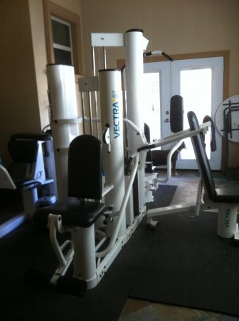 Vectra 4800 In-Line Home Gym for sale - $2500 (McAllen)