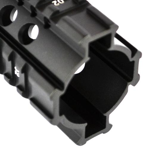 AT3 Tactical Pro Series Free Float Quad Rails