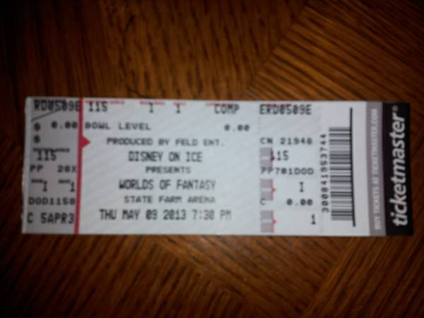 Tickets Disney on Ice - $45 (Pharr)