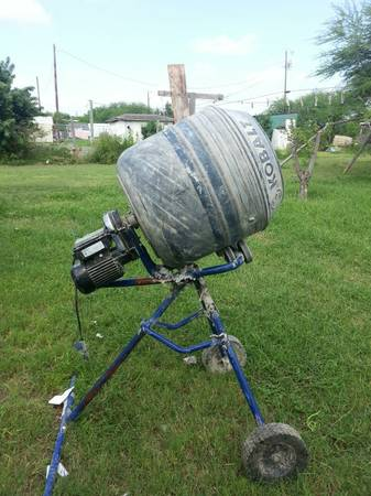 kobalt cement mixer saletrade for lawn mower tractor (Edinburg)