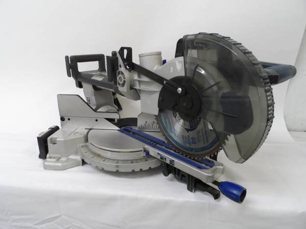 Kobalt Sliding Compound Laser Miter Saw - $140 (San Juan)