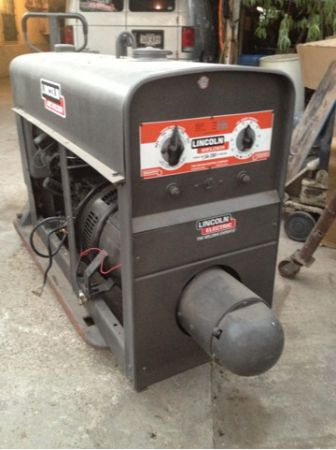 1967 SA 200 Redface Welder - $4200 (pharr, Texas)