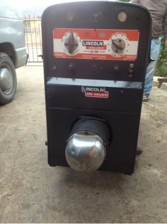 Lincoln SA 200 Red Face Gas Welder - $4800 (Pharr, Tx )