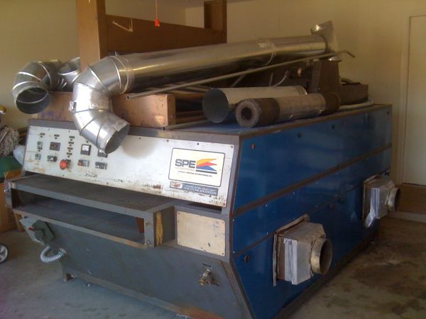 Screen Printing UV Dryer REDUCED - $750 (Mcallen)