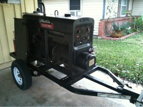 Classic 300d Lincoln welder welding machine - $9500 (South east houston)