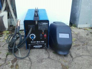 welding machine and mask mquina de soldadura y la mscara - $170 (Alamo )