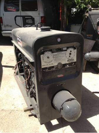 1976 Lincoln SA 200 Welder - $3200 (Pharr, TX )