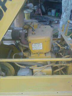 Case TF300 TRencher - $1500 (Mission)