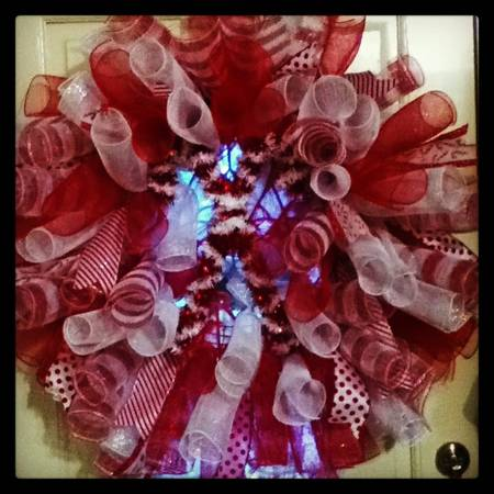 Wreath for all occasions - $1 (Edinburg)