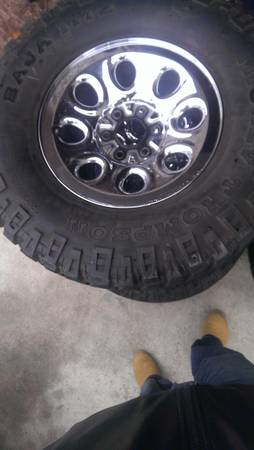 mickey thompson baja mtz mud tires $650 obo - $650 (mercedes)