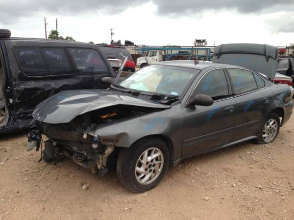 2004 Pontiac grand am parts parts parts (Donna)