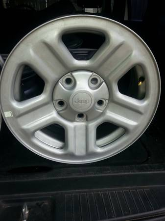 4 size 16 inch rims..new - $200 (north mcallen)