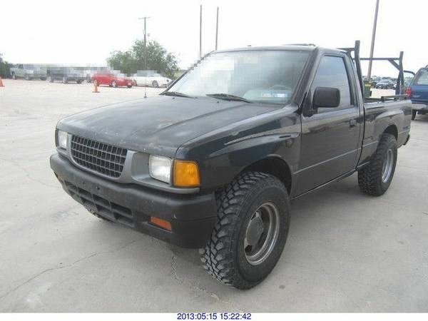 1995 ISUZU PICKUP FOR PARTS ONLY (MCALLEN TX )