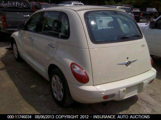 2006 chrysler pt cruiser FOR PARTS ONLY