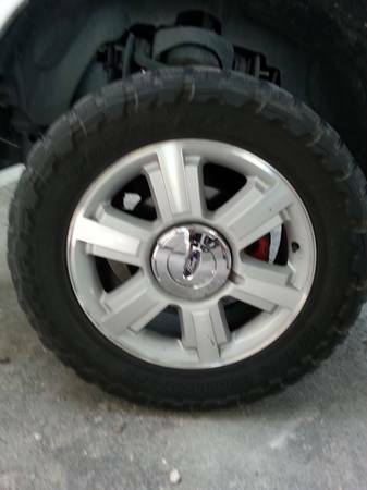 2008 20 ford f150 rims for sale - $650 (palmview)