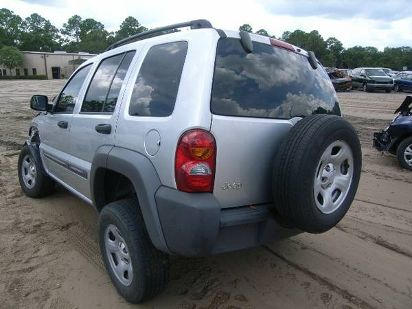 2005 JEEP LIBERTY FOR PARTS ONLY (MCALLEN TX )