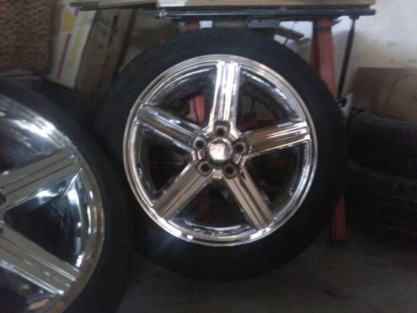 IROC - Z 20RIMS FOR CHEVY TRUCKS 5 LUGS - $700